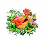 Buy Genuine Ayurvedic Dry Flowers - IndianJadiBooti.com