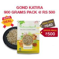 Super Deal - IndianJadiBooti Gond Katira - Premium Quality