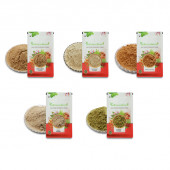 IndianJadiBooti Sugar Control Pack  [Gudmar Powder- 50gm, Giloy Powder - 50gm , Vijaysar Powder - 50gm, Methi Dana Powder- 50gm , Jamun Guthli Powder - 50gm]