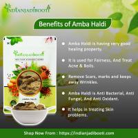Benefits of amba haldi