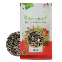 IndianJadiBooti Amla Dried - Awala - Awla - Aamla - Amalki - Indian Gooseberry -Emblica officinalis