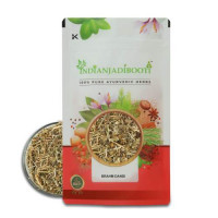 IndianJadiBooti Brahm Dandi - Satyanashi - Oont Katara - Camel's Thistle -  Tricholepis angustifolia
