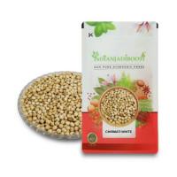 IndianJadiBooti Gunja Safed Seeds - Chirmati Safed Beej - White Ratti - Abrus Precatorius