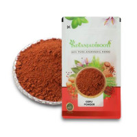 IndianJadiBooti Geru Powder - Red Ochre Powder