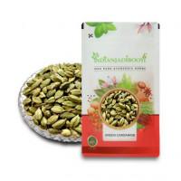 IndianJadiBooti Elaichi Small - Ilaichi Choti - Green Cardamom - Elettaria cardamomum