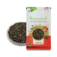 IndianJadiBooti Green Tea Leaves - Camellia sinensis