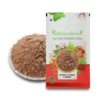 IndianJadiBooti Gudhal Phool Powder - Hibiscus Flower Powder - Gudhal Flower Powder - Hibiscus Rosa- Sinensis