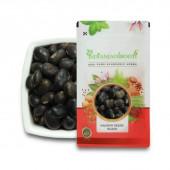 IndianJadiBooti Kaunch Seeds Black - Kauch Beej Kala - Konch - Mucuna Pruriens Black - Cowhage