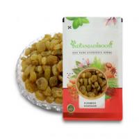 IndianJadiBooti Kishmish (Kandhari) Gol [without seed] - Raisins Round - Dry Fruits