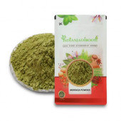 IndianJadiBooti Moringa Leaf Powder - Sehjan Patta Powder - Drumstick Leaves Powder