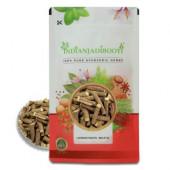 IndianJadiBooti Mulethi - Licorice Root - Yashtimadhu - Mulhati - Jethimadh -  Aslussoos - Glycyrrhiza glabra