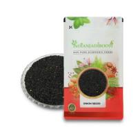 IndianJadiBooti Edible Onion Seeds - Beej Pyaj - Beej Pyaaz - Allium cepa [Not For Germination]