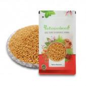 IndianJadiBooti Yellow Mustard Seeds - Sarso Pili Beej - Peeli Sarson Beej