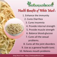 benefits of white musli