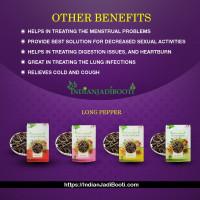 Benefits of long pepper