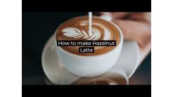 How to make Ashwagandha Hazelnut Latte